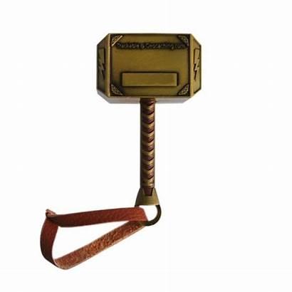 Thor Gods Hammer Mega Queen Antique