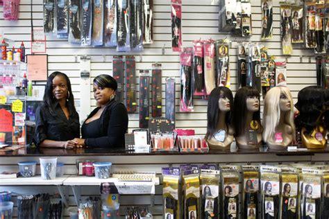 black owned beauty supply store upscale magazine