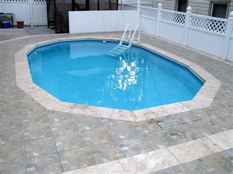 inground pond semi inground pool semi inground pool installations semi pools