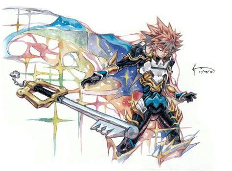 264 Best Kingdom Hearts Artfan Art Images On Pinterest