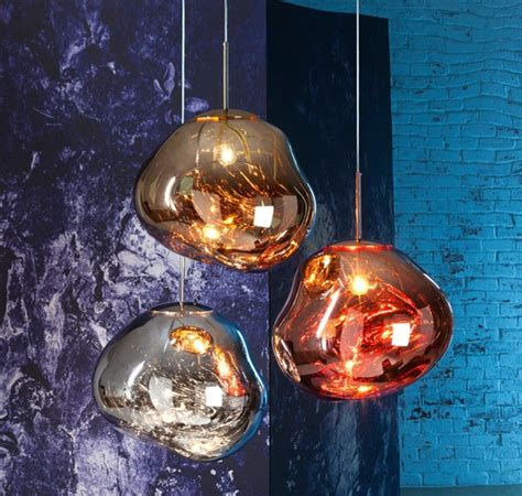 melt pendant light by tom dixon front 187 retail design