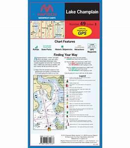 Maptech Chart Books Lake Champlain Waterproof Chart Richardson 39 S Maptech