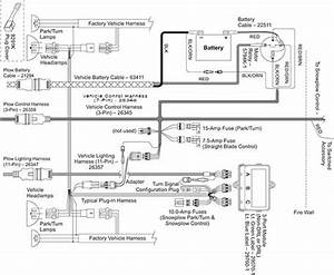 Wiring Diagram For Western Unimount Wiring Harness Western Plow Solenoid Wiring Diagram