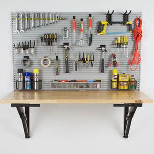 ideal wall mount workbench kit