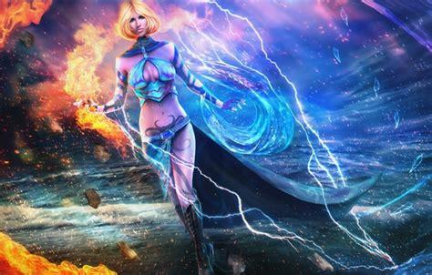 Elementalist Animated Wallpaper - wallpaper elementalist magic guild wars 2