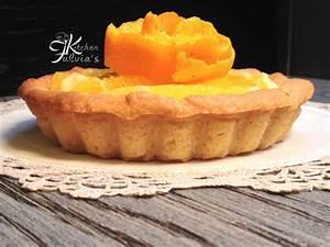 Crostata al burro d'arachidi e crema all'arancia Fulvia's Kitchen