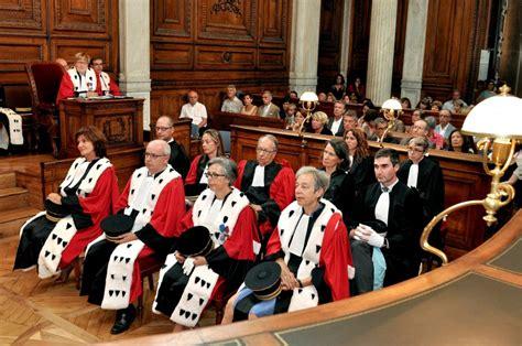 magistrat du siege cour d 39 appel installation de nouveaux magistrats