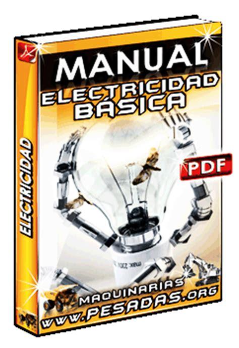 manual de electricidad basica maquinaria pesada