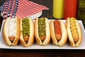 Dänischer Hot Dog : hot dog bar kindergeburtstag ~ Markanthonyermac.com Haus und Dekorationen