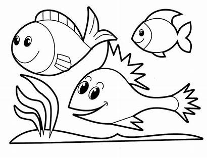 Animals Clipart Children Drawing Pages Clip Library