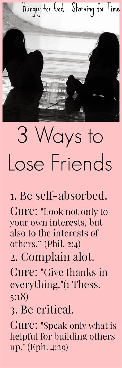 Self Centred Friends Quotes