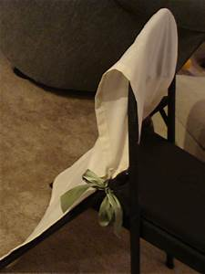 diy folding chair covers elizabeth anne designs the With chair leg covers diy