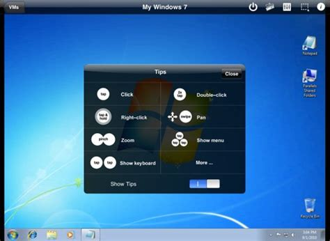 how to run iphone apps on mac run windows 7 and linux on iphone ipod touch and