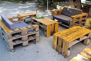 Fabriquer Une Table Basse En Palette : comment faire une table basse en palette tuto complet ~ Melissatoandfro.com Idées de Décoration