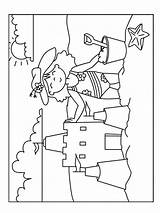 Sand Castle Coloring Build 1001coloring Total Nice sketch template