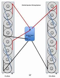 Speaker Project - The Obelisk Line Arrays  30  2011