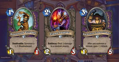 Hearthstone Zoolock Deck Cheap by Hearthstone Guide How To Overrun Opponents With A