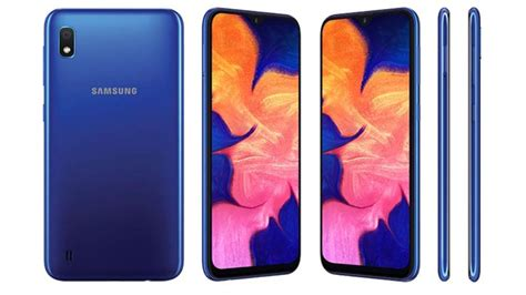 samsung galaxy  launched  notch screen mp