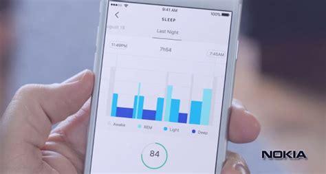 nokia sleep an all new sleep tracking system