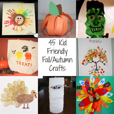 fun fall crafts for preschoolers autumn projects for autumn crafts picture 865