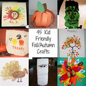 Autumn Art Projects For Kids ~ Autumn Crafts Picture
