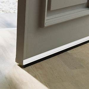 Isolation Bas De Porte D Entrée : bas de porte brosse adh sif blanc 93cm castorama ~ Premium-room.com Idées de Décoration