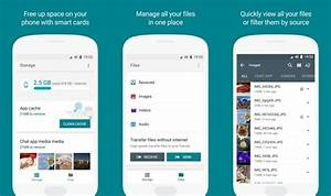 google files go app will keep your phone organized and With documents to go android app free download