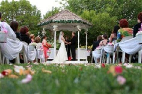 the secret garden brings outdoor receptions storybook