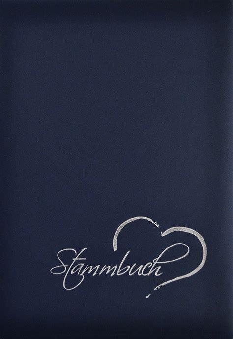stammbuch carmel stammbuch der familie