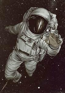 25+ best ideas about Astronaut Illustration on Pinterest ...
