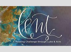 Lent 2016 Begins Today Margaret Feinberg