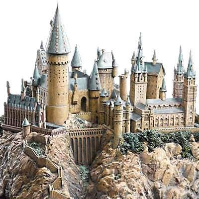 Hogwarts Castle Replica by Noble Collection