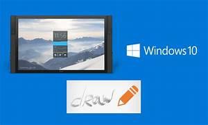 5 Free Draw On Desktop Screen Software For Windows 10