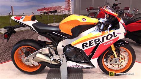 2015 Honda Cbr1000rr Fireblade Repsol