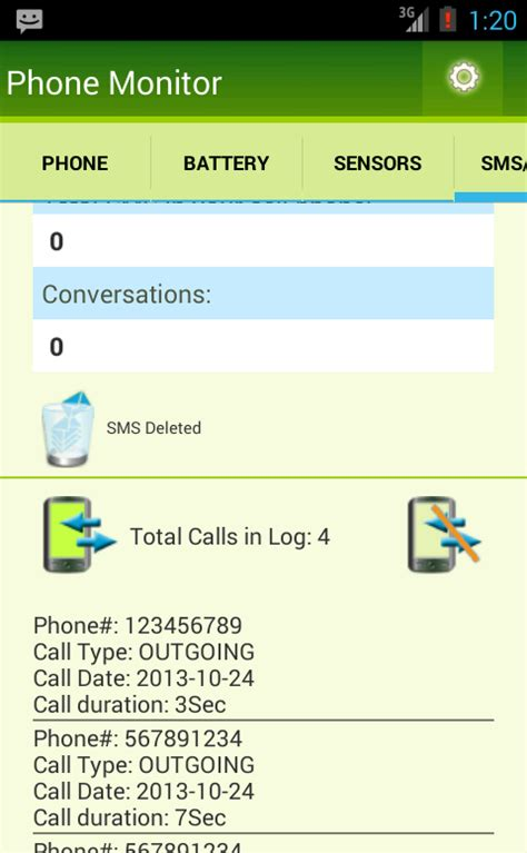 phone monitoring apps for android phone monitor free app android freeware