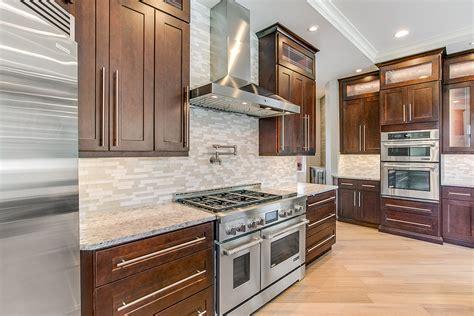 java cabinets kitchen craftsman java maple s1 2044