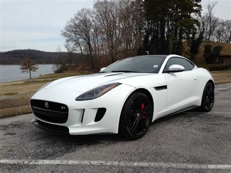 Jaguar F-type R Coupe Features Beguiling