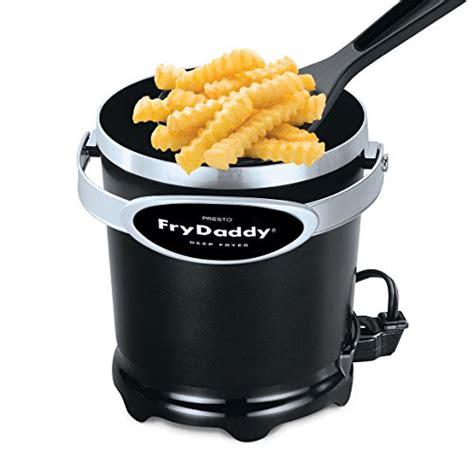 Presto Frydaddy Electric Deep Fryer Kitchen Appliance New