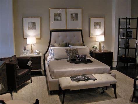 barbara barrybaker furniture  modern bedroom
