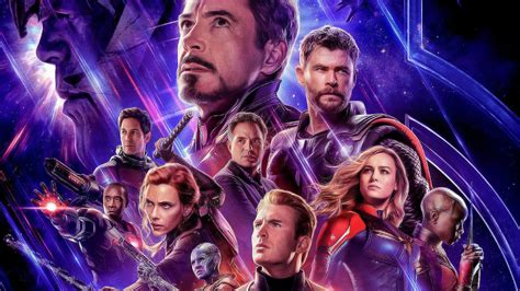 avengers endgame  official poster hd movies