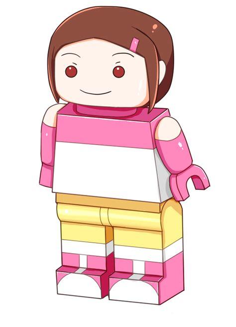 Kamiya Kari Tf Lego By Whi Sky On Deviantart
