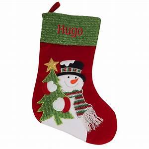 Persönliches Geschenk Jahrestag : personalisierte weihnachtssocke schneemann ein pers nliches geschenk als unikat geschenkegarten ~ Frokenaadalensverden.com Haus und Dekorationen