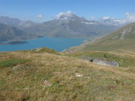 photo lac du mont cenis