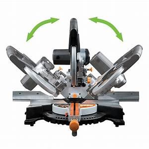 Evolution RAGE 3 Double Bevel Metal Cutting Miter Saw RAGE3DB