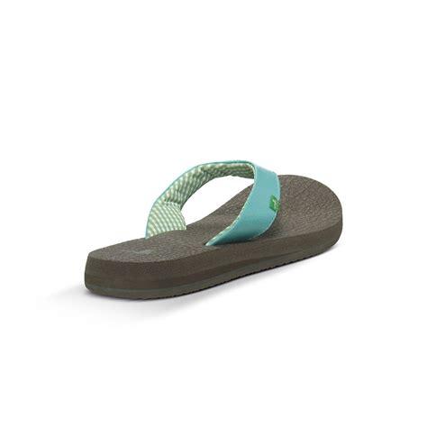 mat flip flops sanuk mat s flip flops ebay