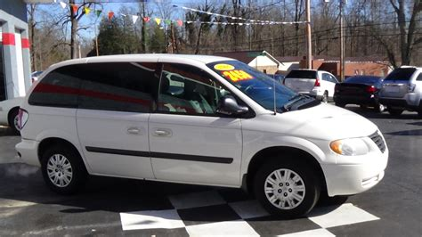 Chrysler 2005 Town And Country by 2005 Chrysler Town And Country Buffyscars
