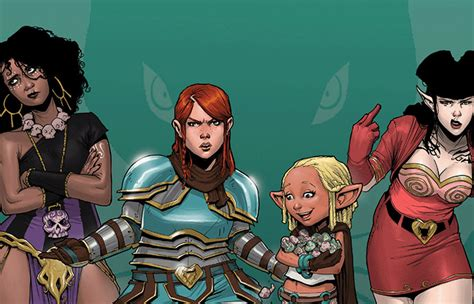 Graphic Novels for 6 Types of Fantasy Fans - The B&N Sci