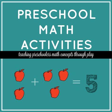preschool math activities 216   preschool math
