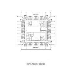 Hong Kong International Commerce Centre Floor Plan