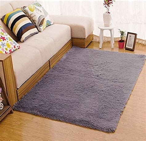 soft bedroom rugs tojwi soft modern shag area rugs living room carpet